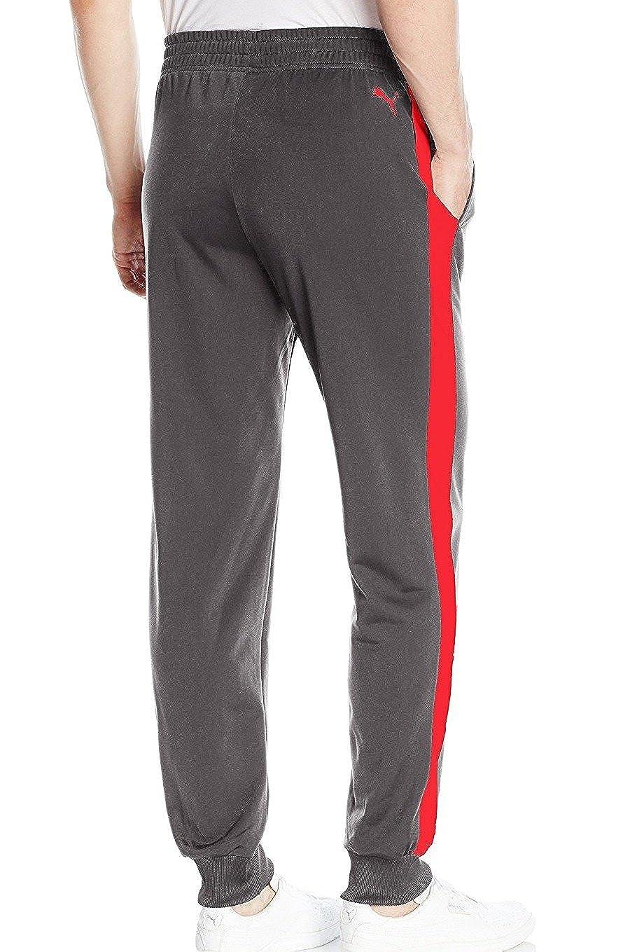 PUMA Mens Contrast Pant Cuffed Bottom