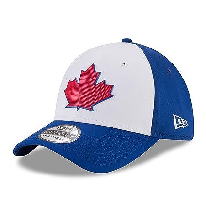22a482a5903 Toronto Blue Jays New Era 2018 On-Field Prolight Batting Practice 39THIRTY Flex  Hat –
