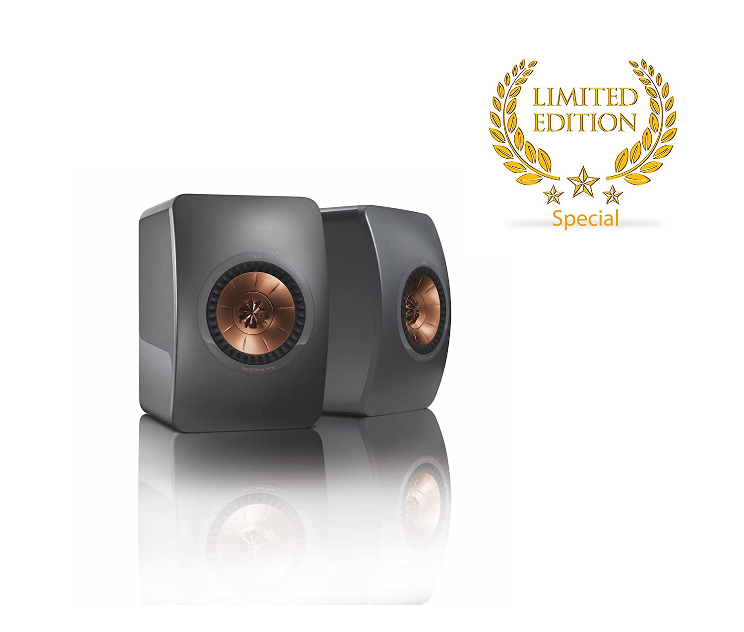 KEF LS50 Limited Edition