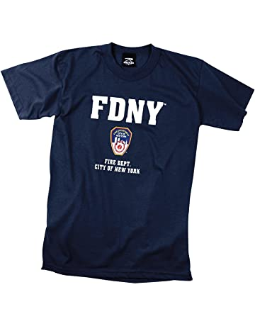 97d785b570f5f2 Officially Licensed FDNY T-Shirt