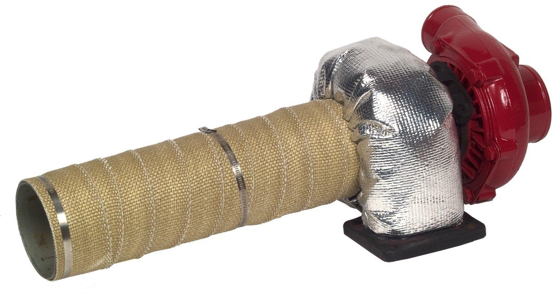 Thermo-Tec Turbo aislante Kit elimina Turbo Lag para cilindro de 4 motores (15001): Amazon.es: Coche y moto