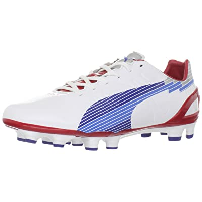 PUMA Men's evoSPEED 3 FG Soccer Cleat