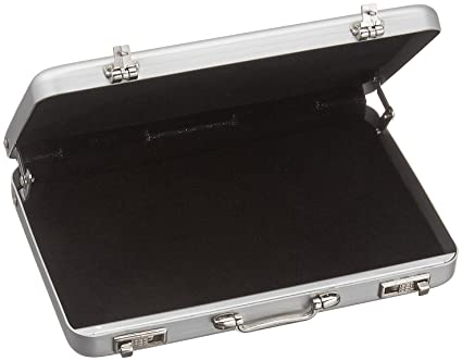 check out 8a414 02fe5 Kikkerland Mini Briefcase Card Carrier (OR18-A)