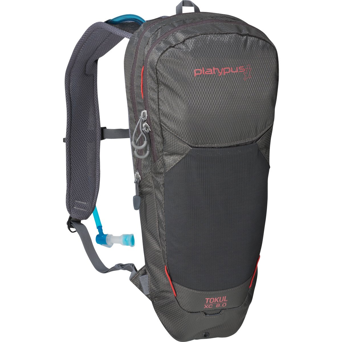 c0335389328 Amazon.com : Platypus Tokul X.C. 8.0 Hydration Pack (2015 Model), Molten  Lava : Sports & Outdoors
