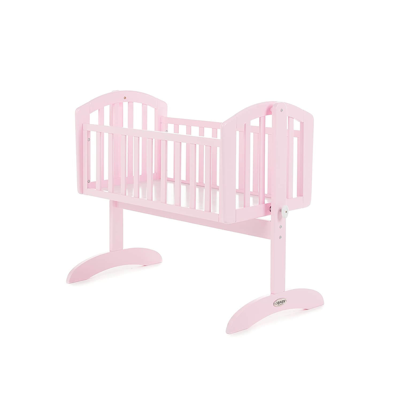 Obaby Sophie Swinging Crib (Country Pine) 22OB0101