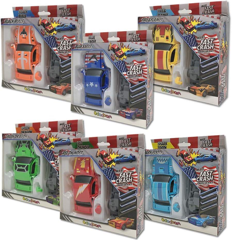 SBABAM- Fast Crash Maxi-Pack 3 unidades, SB-FSTCRH-19 , color/modelo surtido: Amazon.es: Juguetes y juegos