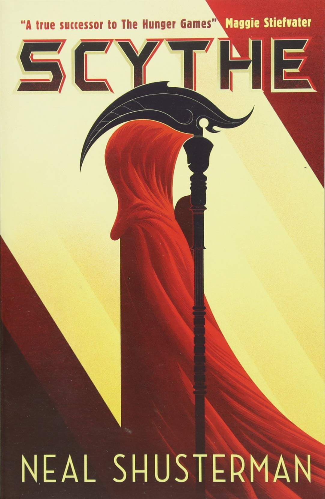 Scythe (Arc of a Scythe): Amazon.co.uk: Shusterman, Neal: Books