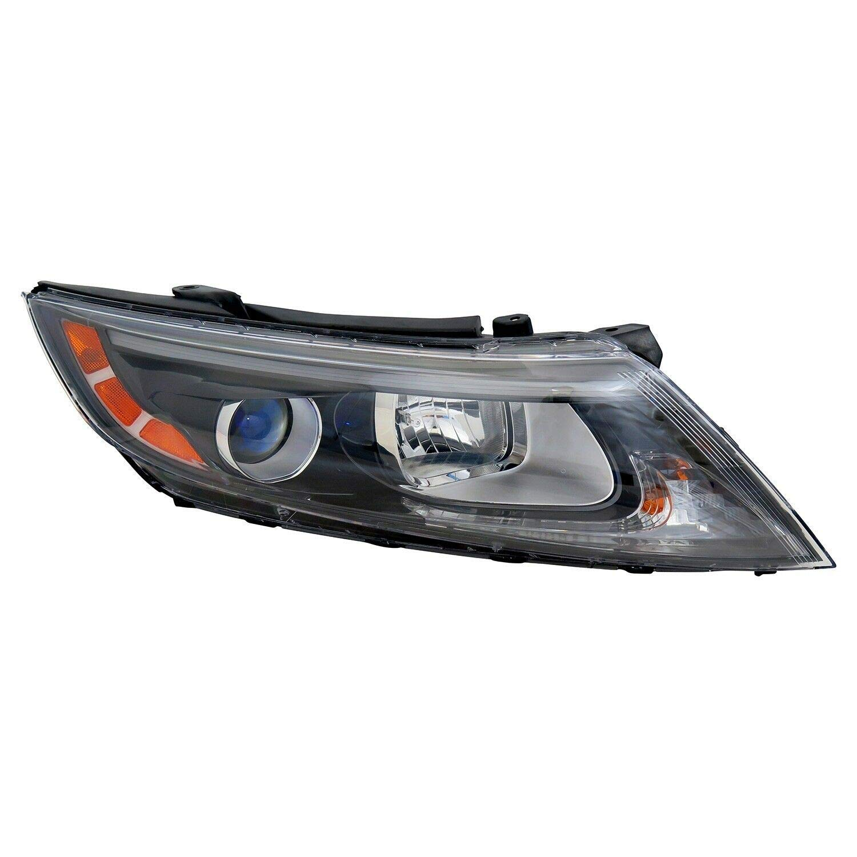 TYC 20-9603-00-9 KIA Optima Replacement Right Head Lamp