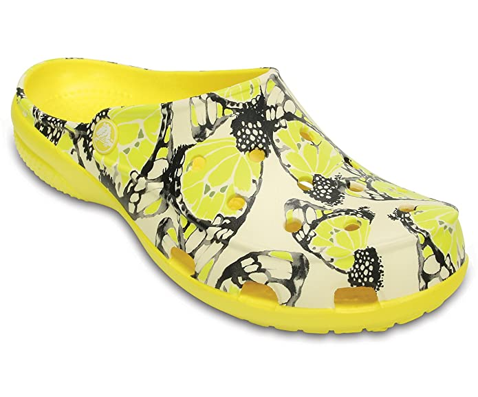 crocs Freesail Butterfly Clog Lmn-W11 Dcgiip