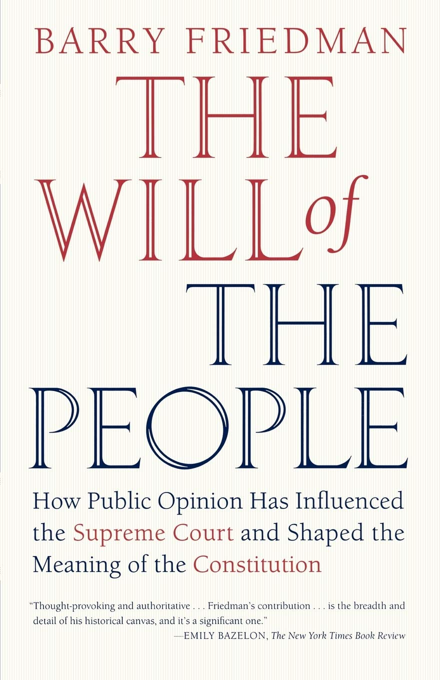 The Will of the People: How Public Opinion Has