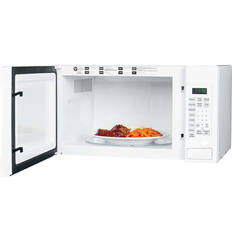 Amazon.com: GE JES1460DSWW 1.4 cu. ft. Countertop Microwave - White:  Countertop Microwave Ovens: Kitchen & Dining