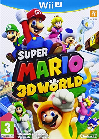 Super Mario 3D World: Amazon.es: Videojuegos