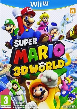 Super Mario 3D World: Amazon.es: Videojuegos