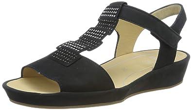 6b4b92e62 ARA Capri 1228003, Sandales Plateforme Femme: Amazon.fr: Chaussures ...