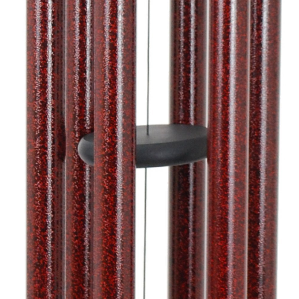 Corinthian Bells 29 Wind Chime by QMT Associates - Copper Vein T206C - Made in the U.S.A. … QMT Windchimes T206CV