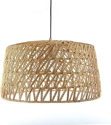 Rope Pendant Lamp