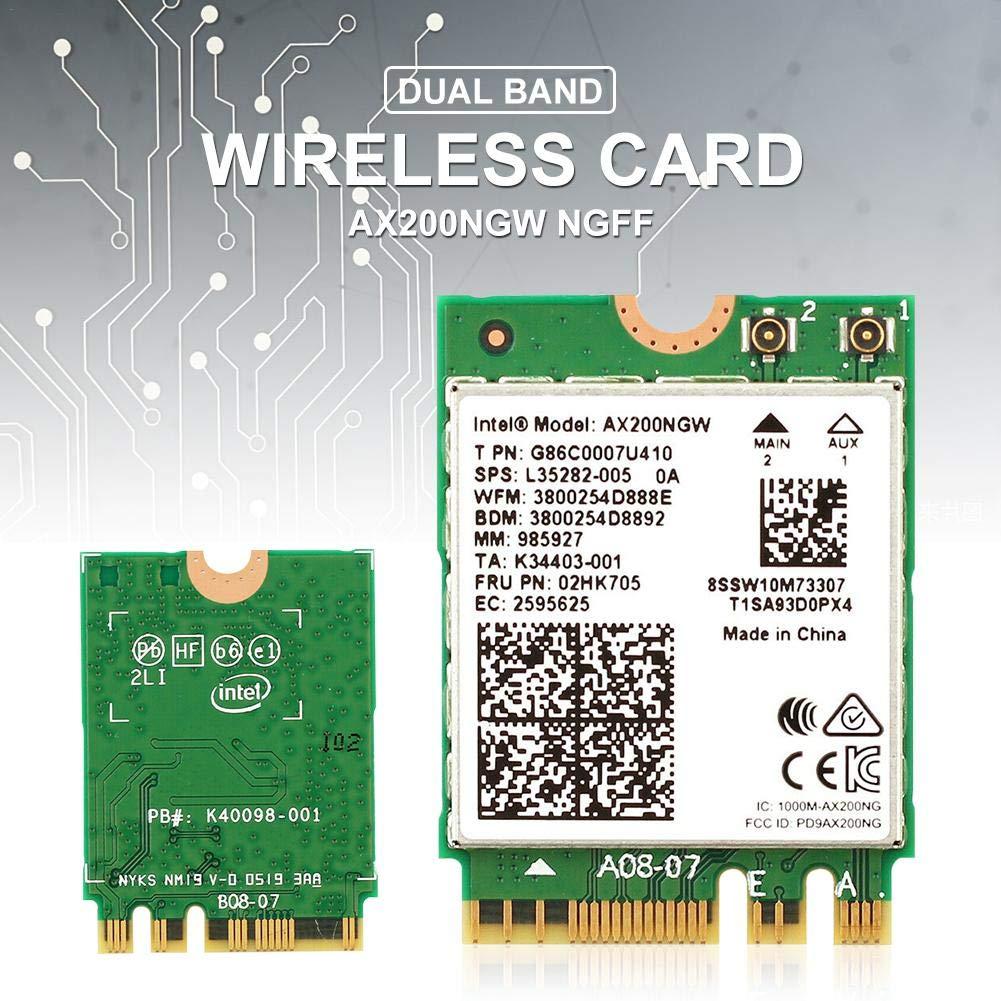 StageOnline AX200NGW - Tarjeta Wi-Fi para Ordenador portátil ...