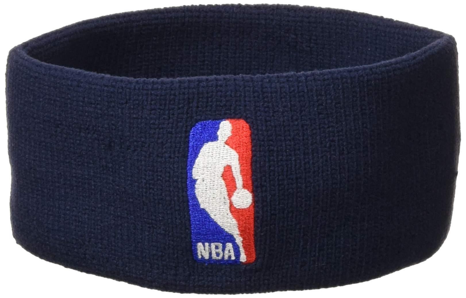 Nike NBA On-Court Headband (College Navy)