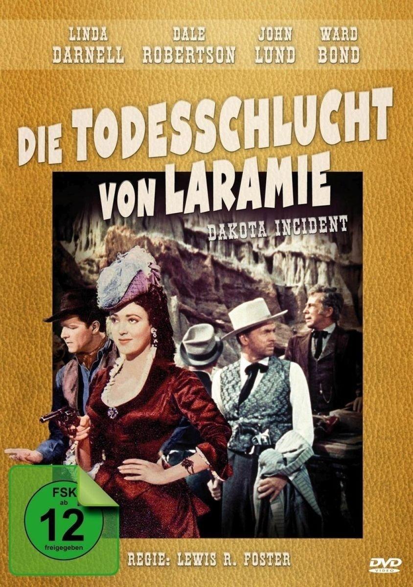Die Todesschlucht von Laramie Western Filmjuwelen DVD: Amazon ...