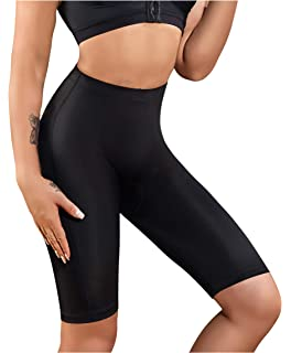487c36a804de2c Gotoly Women's Butt Lifter Hi-Waist Tummy Control Shapewear Thigh Slimmer  Smooth Slip Short Panty