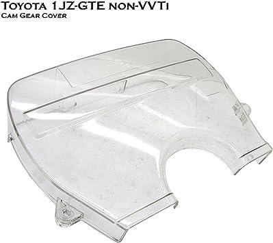 Clear Timing Belt Cover for TOYOTA MARK II JZX81//SUPRA JZA70//CRESTA JZX91 1JZ
