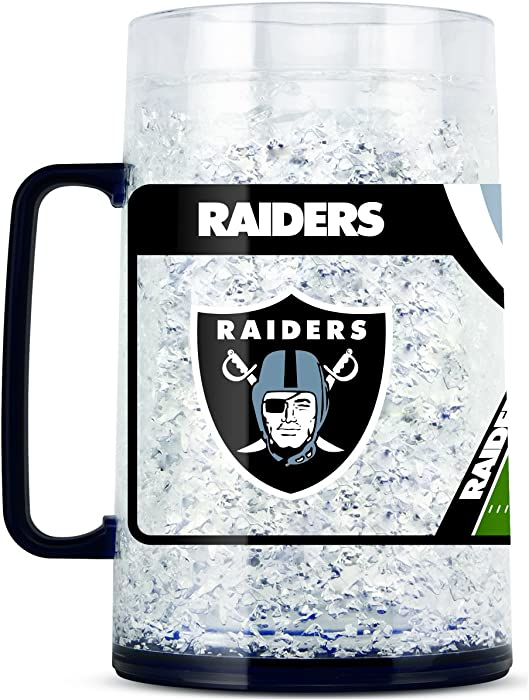 Top 9 Raders Freezer Crystal Mugs