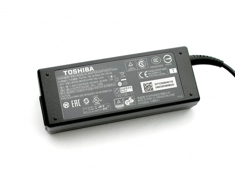 Cargador / adaptador original Satellite para Toshiba Satellite original M300D 4ee261