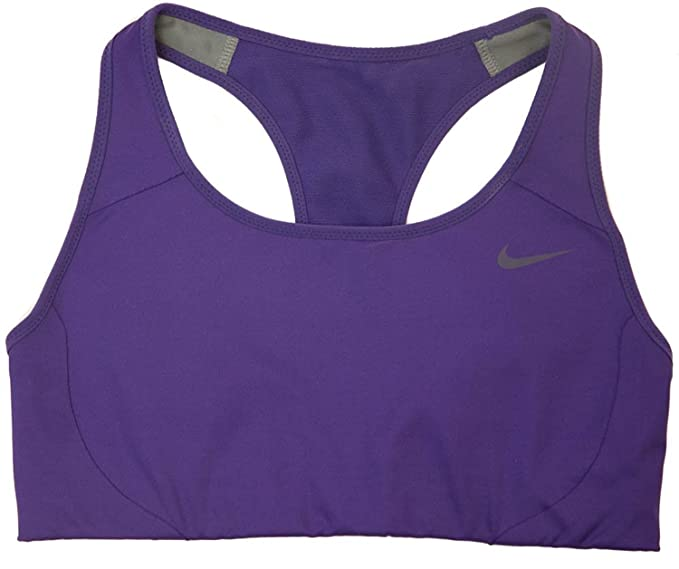 afebe427605 Womens Nike Bra DRI-FIT High Lift Support at Amazon Women s Clothing store