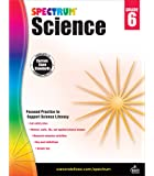 Spectrum Science 6th Grade Workbook—State Standards for Scientific Literacy Practice, Research Activities With Answer…