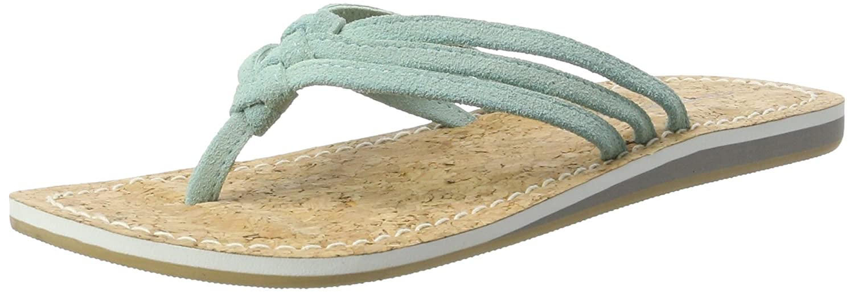 982bff3e97e O Neill Women s Stylie Cork Suede Flip Flops  Amazon.co.uk  Shoes   Bags