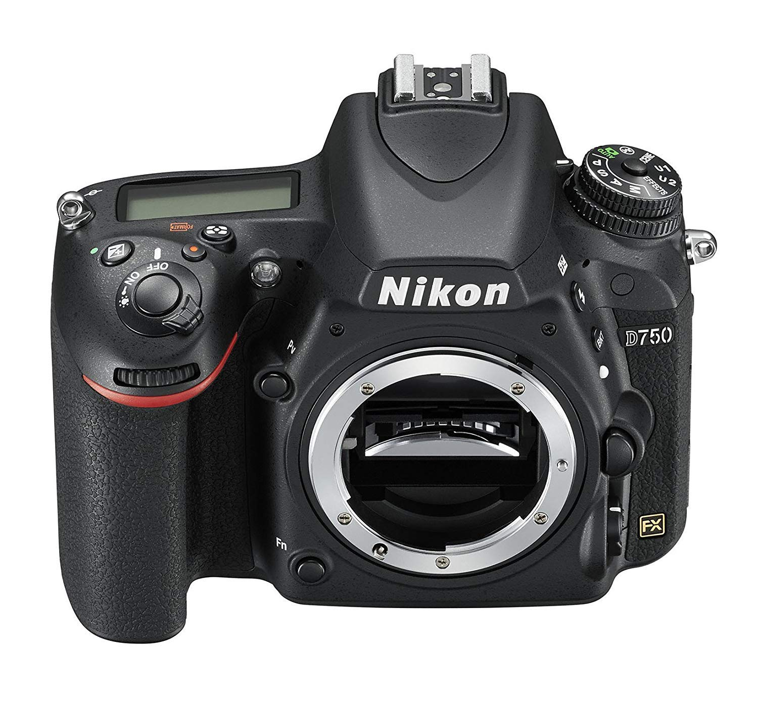 Nikon D750 Body Only - 24.3 MP