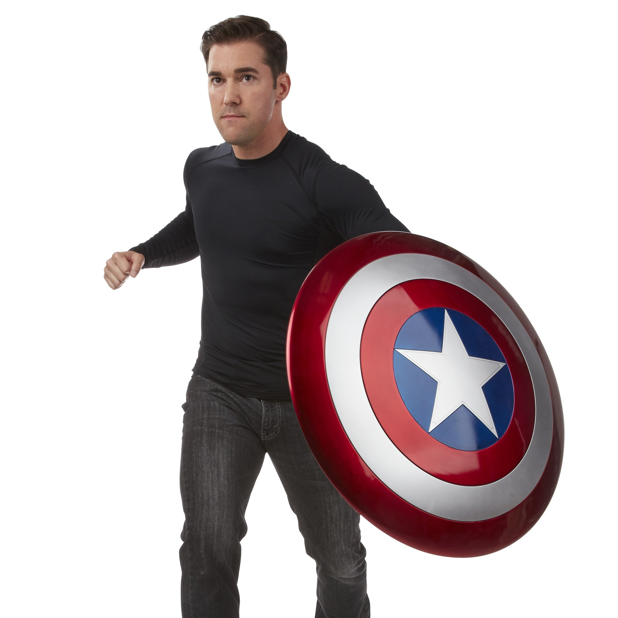 Marvel Legends Captain America Shield by Avengers (Image #7)
