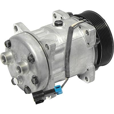 Universal Air Conditioner CO 4477C A/C Compressor: Automotive