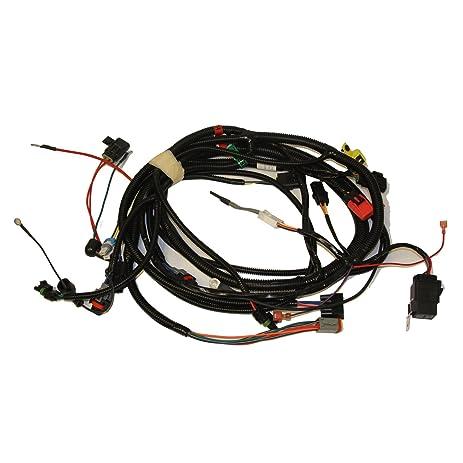 Amazon EZGO 620562 Accessory Wiring Harness with DCDC – Ezgo Wire Harness