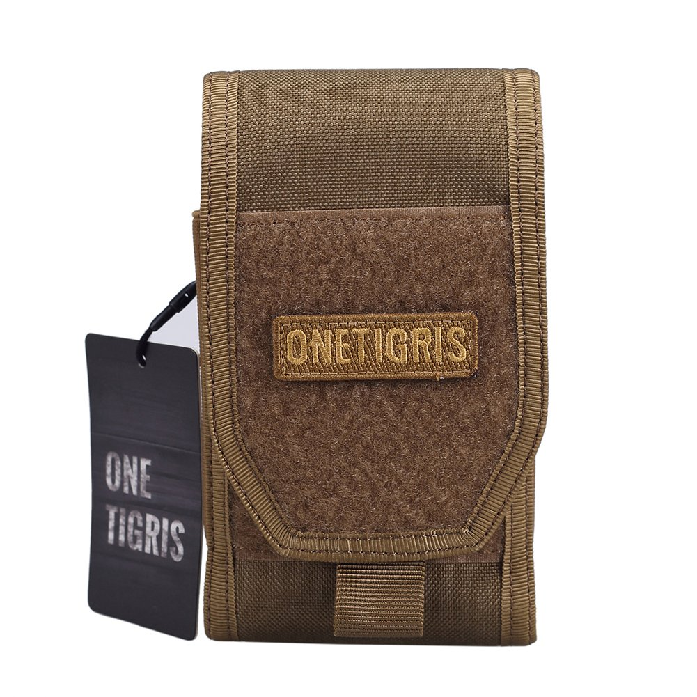 OneTigris Large Smartphone Pouch for 5.5