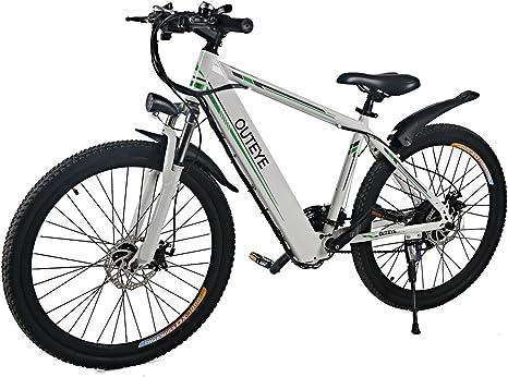 Victoria bicicleta eléctrica 250 W 26 pulgadas Trekking/Urban E ...