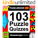 103 Puzzle Quizzes HD (Interactive Puzzlebook for Tablets)