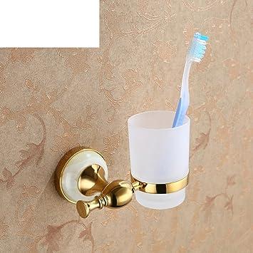 ZZB Cepillo de dientes titular Juego de Vasos/Baño colgante Tumbler/traje de cepillo de dientes titular-A: Amazon.es: Deportes y aire libre