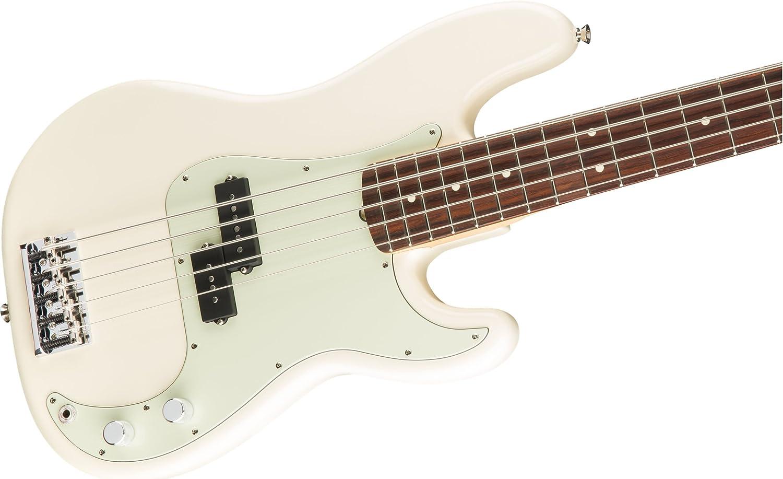 Fender American Pro P-Bass V RW OWT · Bajo eléctrico: Amazon.es ...
