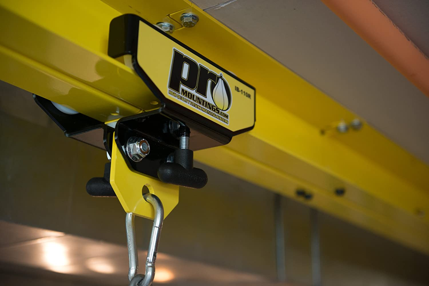 PRO Mountings Roller Mount Track