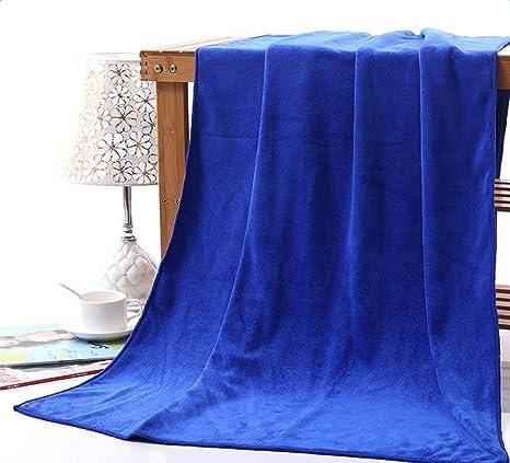 Aikesi 1 Unidades Toalla de baño Necesidades diarias Toalla de playa Estilo tradicional Engrosamiento Toalla de