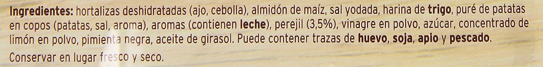 Maggi - Jugoso Al Horno Pescado A La Marinera 24 g: Amazon.es: Alimentación y bebidas