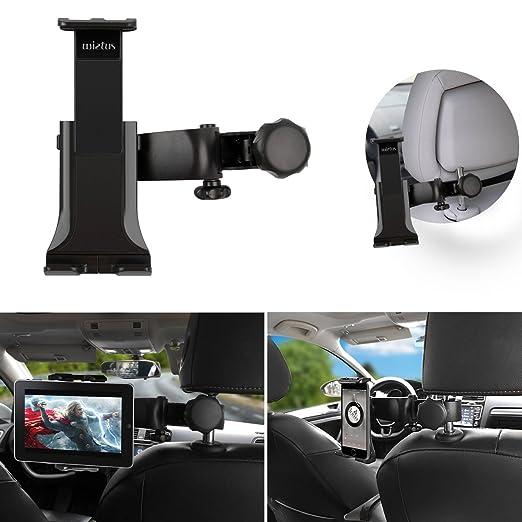 4 opinioni per Wietus Car iPad holder, Auto poggiatesta ipad monte titolare con 360 °
