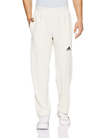 e0bce913fa8ad Amazon.com: adidas Howzat Men's Cricket Trousers: Clothing