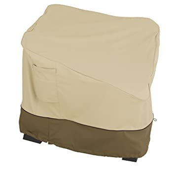 Classic Accessories 55 229 011501 00 Veranda Patio Corner Sectional Sofa  Cover