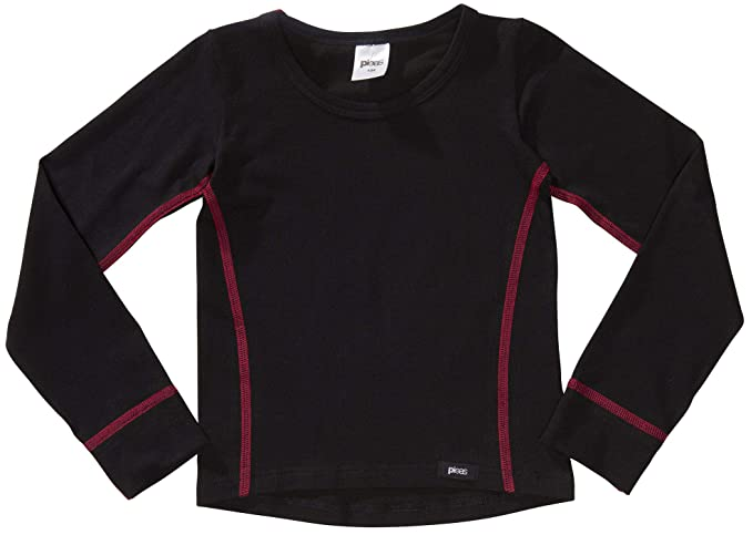 4262b6c36 Niña térmica Camiseta con brazo largo