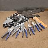 Metal Cutter, Tin Snips Cut