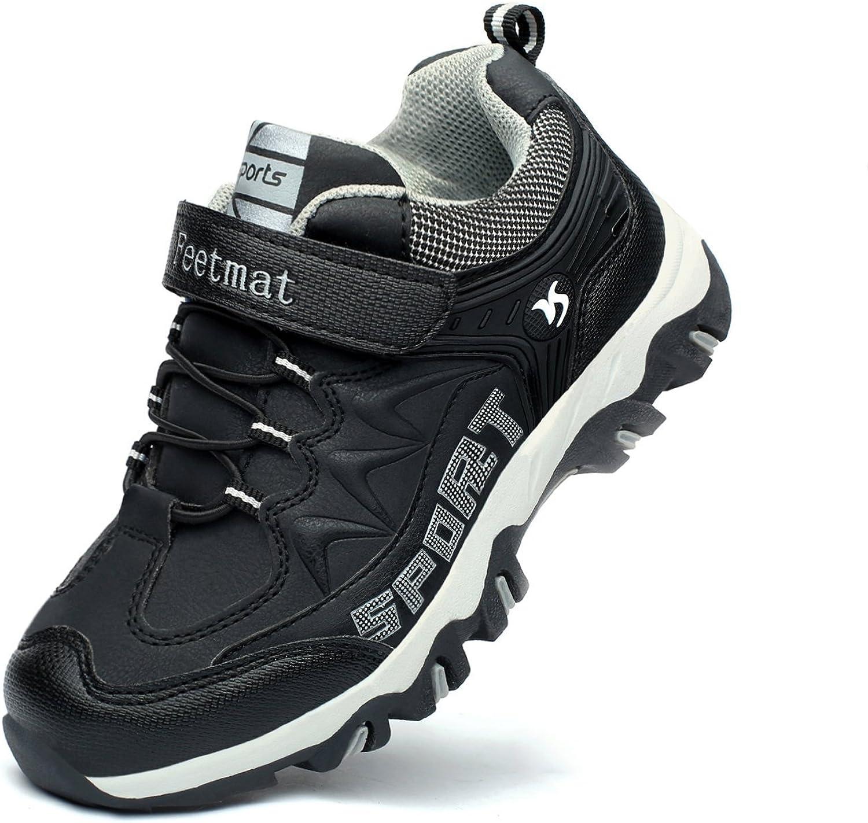 | Feetmat Boys Hiking Shoes Waterproof Kids Sneaker | Sneakers
