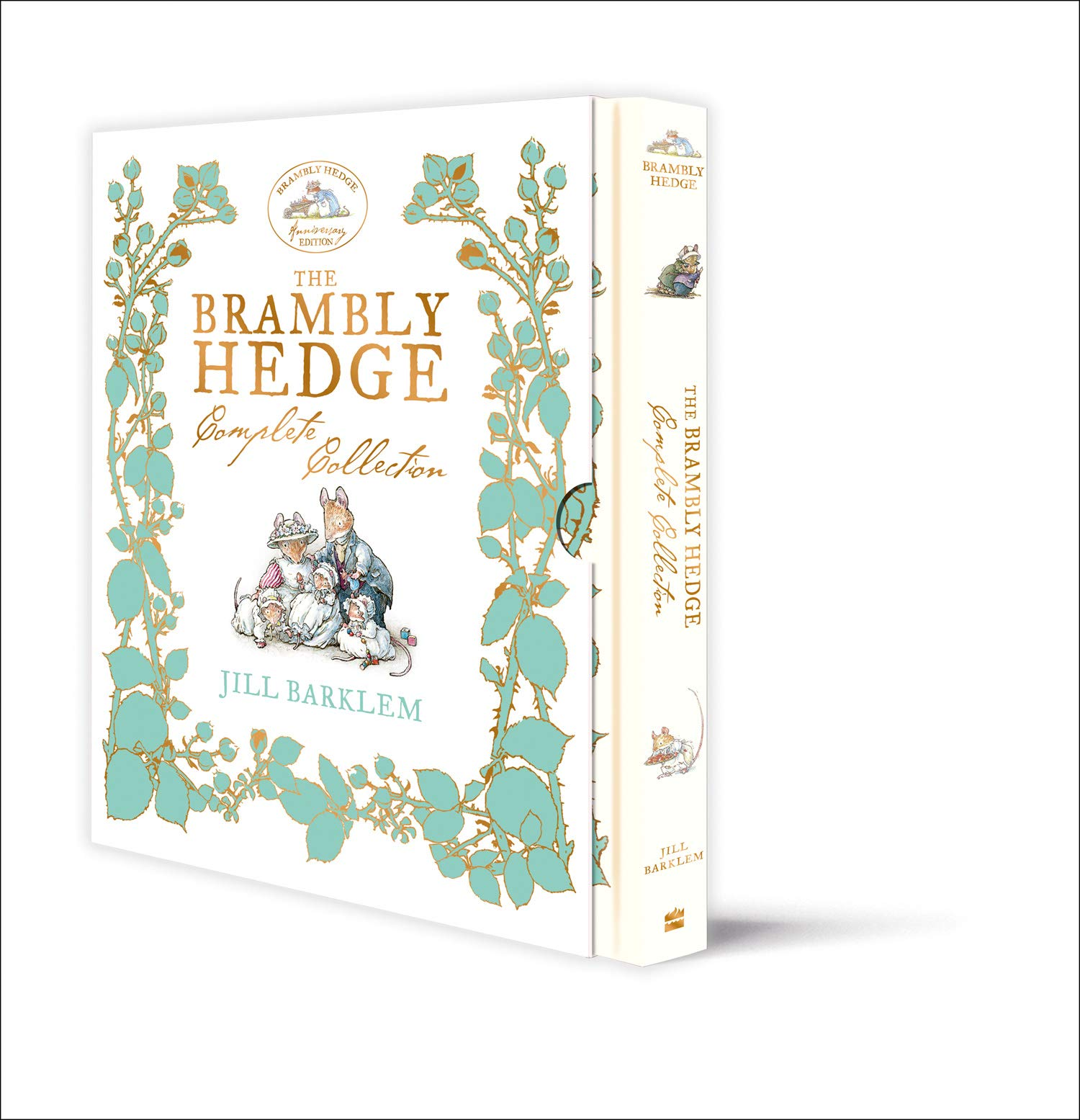 Download The Brambly Hedge Complete Collection ebook