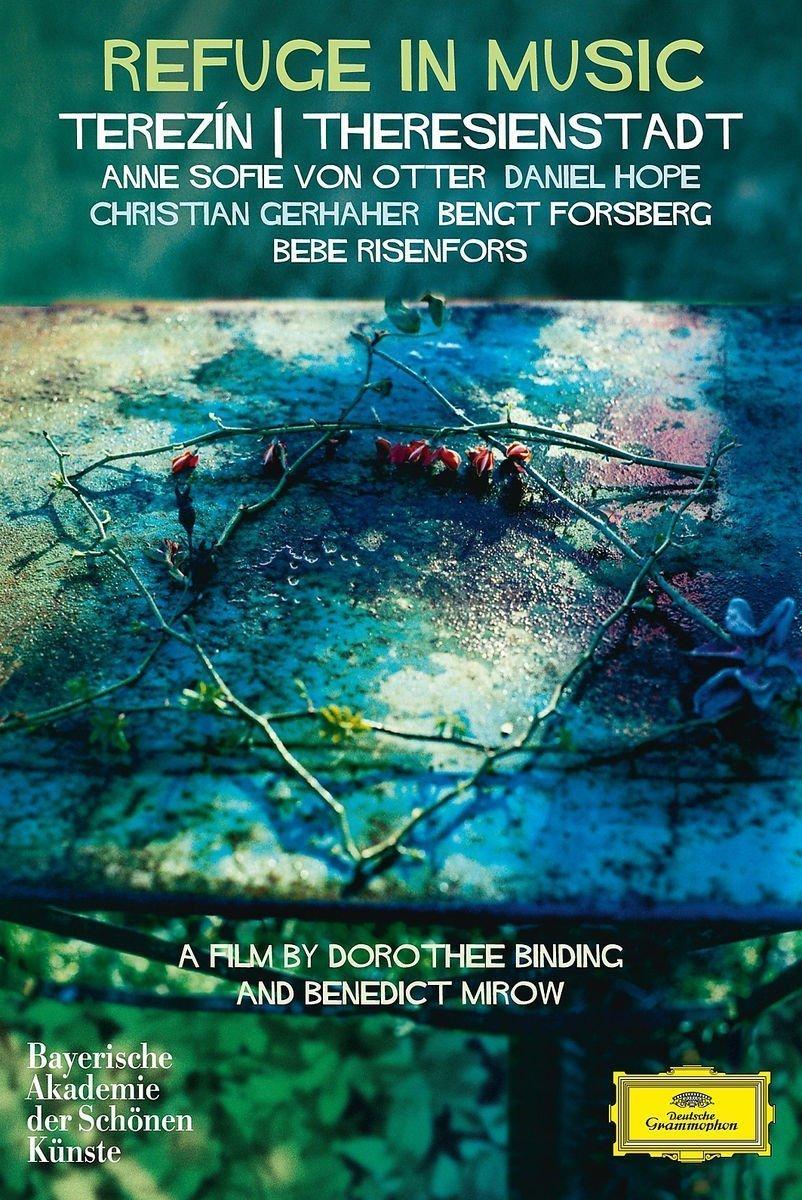 DVD : Bebe Risenfors - Refuge In Music: Terezin /  Theresienstadt (DVD)